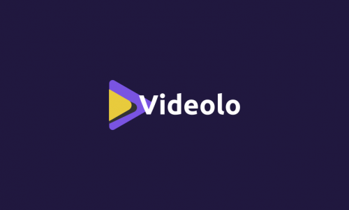Videolo - Playful domain name for sale