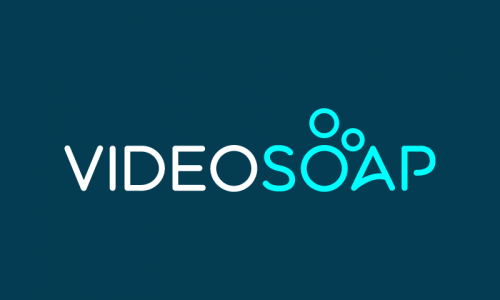 Videosoap - Video domain name for sale