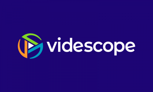Videscope - Video business name for sale