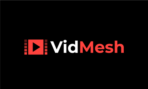 Vidmesh - Video brand name for sale