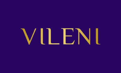Vileni - Brandable business name for sale