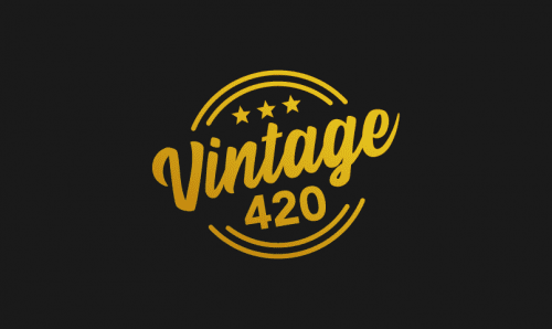 Vintage420 - Cannabis business name for sale