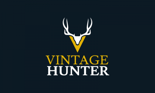 Vintagehunter - Retail company name for sale