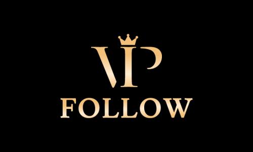 Vipfollow - E-commerce company name for sale