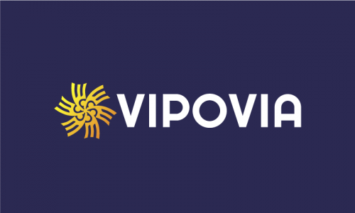 Vipovia - Technology company name for sale