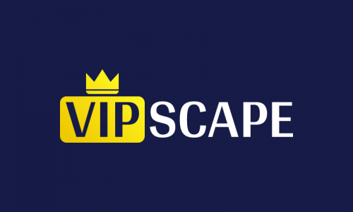 Vipscape - Dining domain name for sale