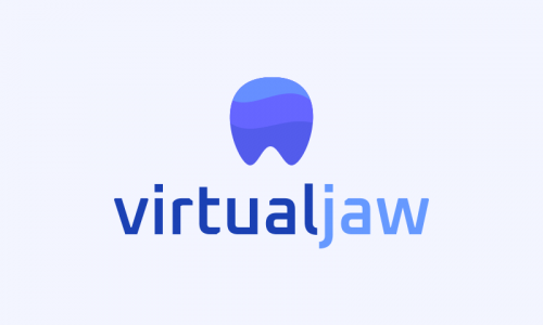 Virtualjaw - Software startup name for sale