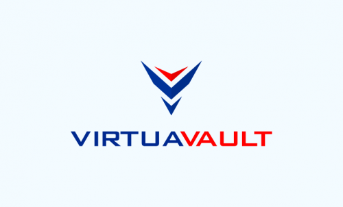 Virtuavault - Retail company name for sale