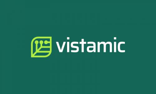 Vistamic - Travel brand name for sale