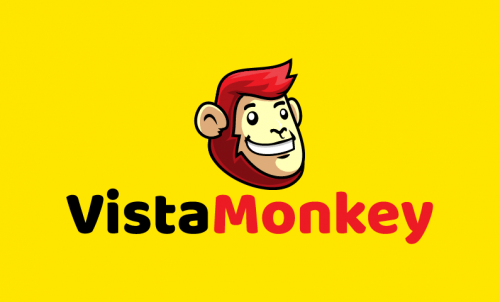 Vistamonkey - Technology business name for sale