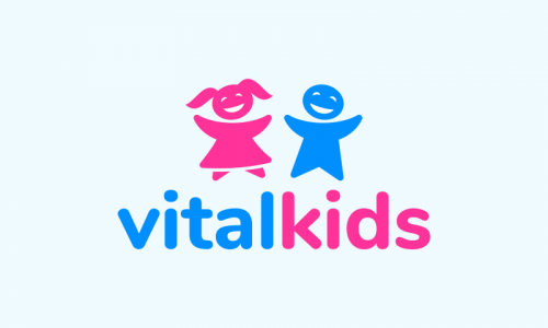 Vitalkids - Potential business name for sale