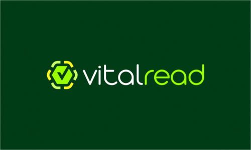 Vitalread - Business domain name for sale