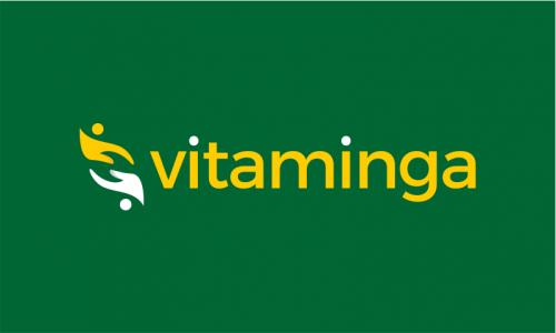 Vitaminga - Health business name for sale