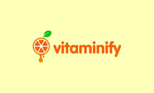 Vitaminify - Healthcare business name for sale