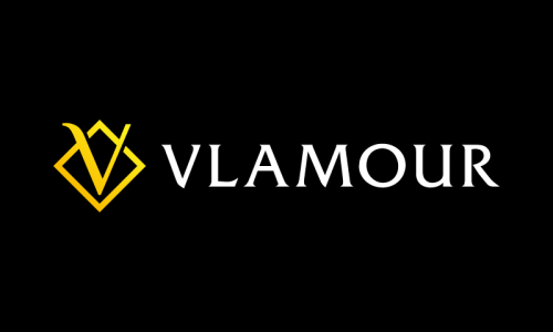 Vlamour - Retail startup name for sale