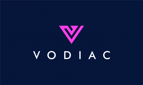 Vodiac - Technology domain name for sale