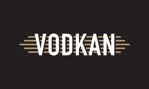 Vodkan - Alcohol startup name for sale