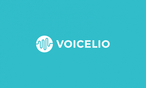 Voicelio - Audio company name for sale