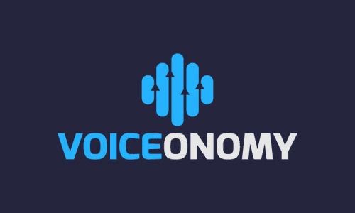 Voiceonomy - Music domain name for sale