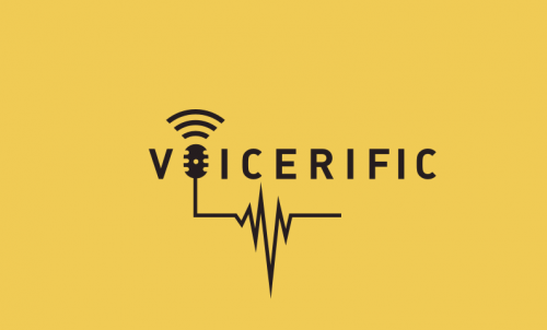 Voicerific - Fantastic voice domain name
