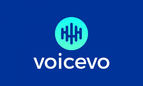 Voicevo - Music domain name for sale