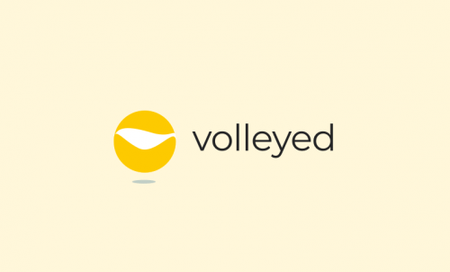 Volleyed - Business domain name for sale