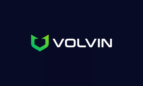 Volvin - Cryptocurrency company name for sale