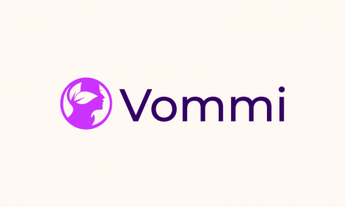 Vommi - Technology company name for sale