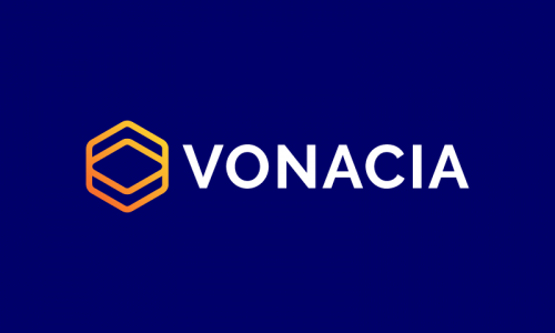 Vonacia - Technology business name for sale
