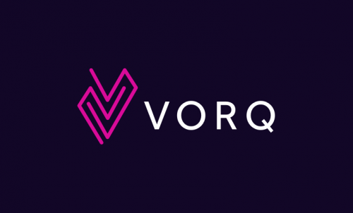 Vorq - Highly brandable domain