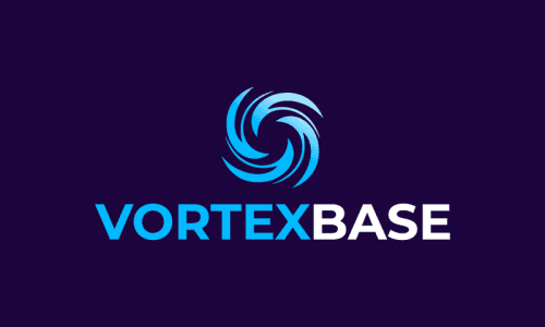 Vortexbase - Technology business name for sale