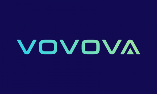 Vovova - Brandable company name for sale