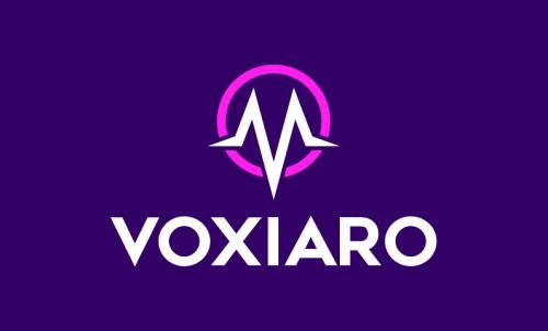 Voxiaro - Media business name for sale