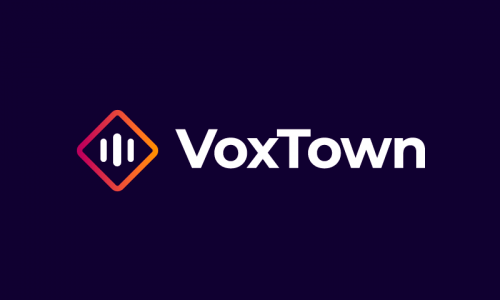 Voxtown - Music brand name for sale