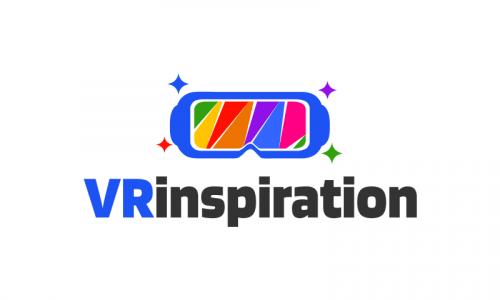 Vrinspiration - VR brand name for sale