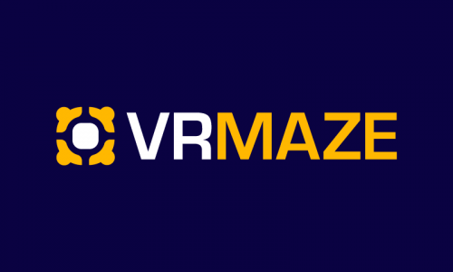 Vrmaze - Virtual Reality brand name for sale