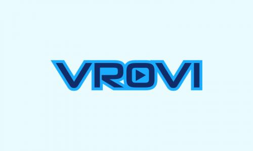 Vrovi - VR company name for sale