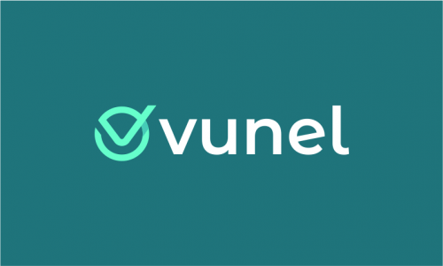 Vunel - Business domain name for sale