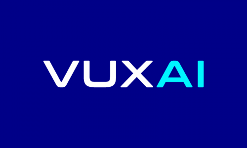 Vuxai - Artificial Intelligence business name for sale