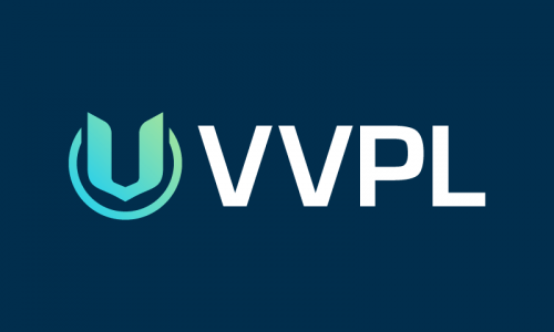 Vvpl - Technology startup name for sale