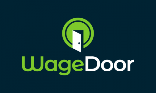 Wagedoor - Contemporary domain name for sale