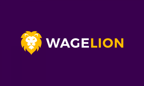 Wagelion - Finance company name for sale