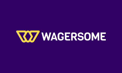 Wagersome - E-commerce product name for sale
