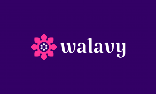 Walavy - E-commerce brand name for sale