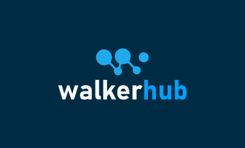 Walkerhub - Business product name for sale