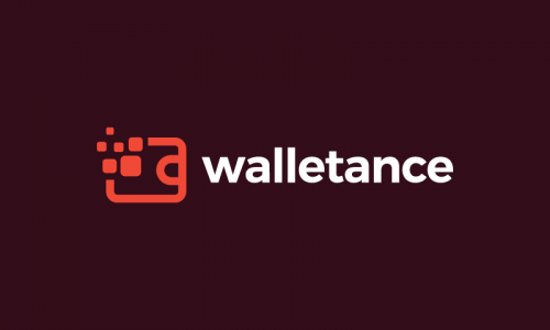 Walletance - Cryptocurrency domain name for sale