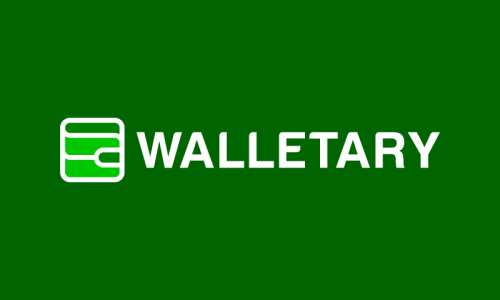 Walletary - Modern brand name for sale