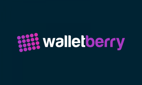 Walletberry - Cryptocurrency brand name for sale