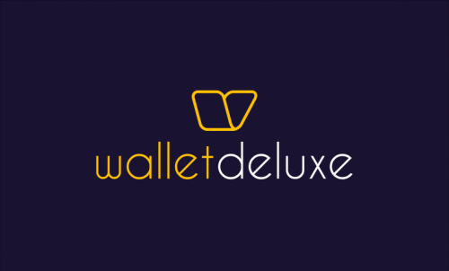 Walletdeluxe - Cryptocurrency brand name for sale