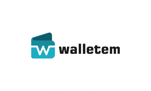 Walletem - Cryptocurrency startup name for sale